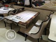 Royal Marble Top Dining Set | Furniture for sale in Lagos State, Lekki Phase 1