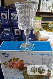 Crystal Wine Glass | Kitchen & Dining for sale in Lagos State, Surulere