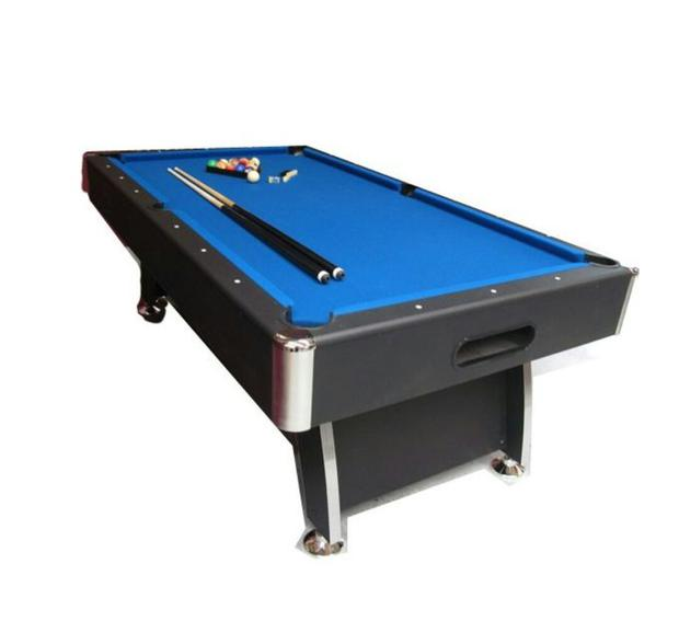 7ft Deluxe Standard Snooker Board With Complete Accessories