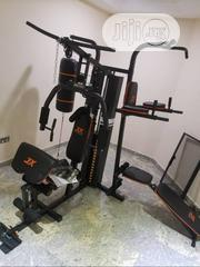 3 Station Home Gym | Sports Equipment for sale in Lagos State, Surulere
