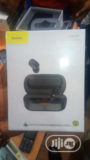 Baseus Encok W01 True Wireless Headset With Charging Case | Accessories for Mobile Phones & Tablets for sale in Lagos State, Ikeja