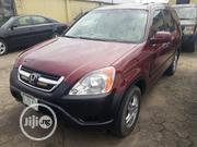 Honda CR-V 2004 Red | Cars for sale in Rivers State, Port-Harcourt