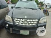 Mercedes-Benz M Class 2008 Black | Cars for sale in Lagos State, Amuwo-Odofin