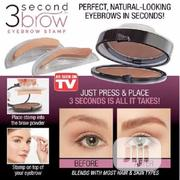 3 Seconds Brow - Perfect Natural Eye Brow Stamp Water Resistant | Makeup for sale in Lagos State, Ikeja