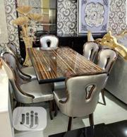 Executive Marble Dining Set | Furniture for sale in Lagos State, Lekki Phase 1