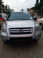 Honda Pilot 2006 EX 4x4 (3.5L 6cyl 5A) Silver | Cars for sale in Lagos State, Ikotun/Igando