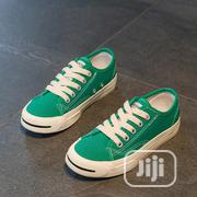 Children Shoes (Green and White Sneakers | Shoes for sale in Lagos State, Ajah