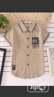 Lovely Short Sleeve Shirts for Kids | Children's Clothing for sale in Lagos State, Egbe Idimu