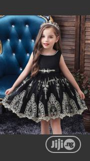 Lovely Black Ball Gown Dress For Girls | Children's Clothing for sale in Lagos State, Egbe Idimu