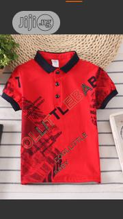 Lovely Polo Shirt For Kids | Children's Clothing for sale in Lagos State, Egbe Idimu