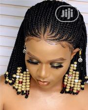Ghana Weaving Wig With Beads | Hair Beauty for sale in Lagos State, Ikeja