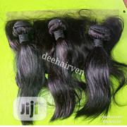 10 Inches Straight With Frontal | Hair Beauty for sale in Rivers State, Port-Harcourt