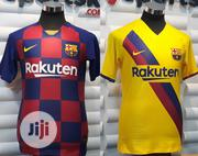 Authentic Barcelona FC 2019/20 Player Grade Jersey (Imported) | Clothing for sale in Lagos State, Surulere