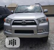 Toyota 4-Runner 2010 Limited 2WD Silver | Cars for sale in Lagos State, Amuwo-Odofin
