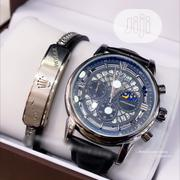Classic Chronograph Working Patek Phillip Wristwatch   Watches for sale in Lagos State, Lagos Island