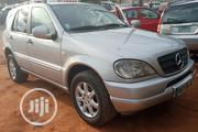 Mercedes-Benz M Class 2000 Silver | Cars for sale in Edo State, Oredo