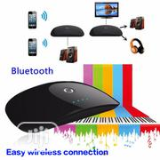 Wireless Bluetooth Audio Transmitter Receiver 2 In 1 A2DP Bluetooth | Audio & Music Equipment for sale in Lagos State, Ikeja