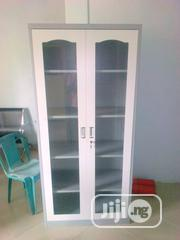Full Glass Cabinet for Office and Home Use | Furniture for sale in Lagos State, Agboyi/Ketu