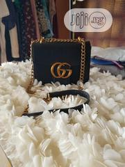 Black Chain Hand Bag | Bags for sale in Lagos State, Ojodu