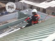 Roof Washing With Pressure Washing Machine   Cleaning Services for sale in Lagos State, Apapa