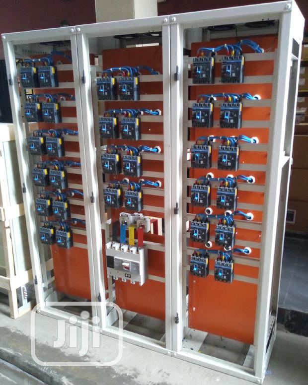 Distribution Board With 31 Out Put