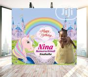 Unicorn Birthday Party Cake Area Decoration. We Are Just A DM Away. | Party, Catering & Event Services for sale in Lagos State, Magodo