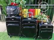 Fashionable 3 In 1 Black Luggages | Bags for sale in Plateau State, Pankshin