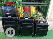 Fashionable 3 in 1 Fancy Luggages With Handbag | Bags for sale in Sokoto State, Wamako