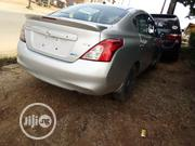 Nissan Versa 2014 Silver   Cars for sale in Lagos State, Egbe Idimu