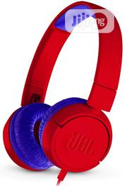JBL JR300 Kids On-ear Headphones - Red | Headphones for sale in Lagos State, Ikeja