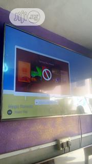 Samsung 55 Inches Curve Uhd 4k UK Used Come With Warranty | TV & DVD Equipment for sale in Lagos State, Ikotun/Igando