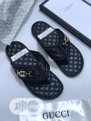 Gucci Flat Slippers Slides | Shoes for sale in Lagos State, Lagos Island