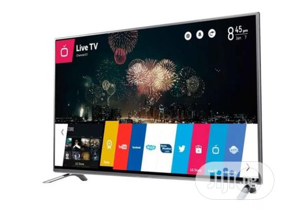 """Archive: Lgs 43""""Inches Full H LED TV With 1 Year Warranty> Promo Prize"""