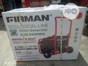 Sumec Firman 6.7kva Generator ECO8990ES | Electrical Equipments for sale in Lagos State, Ojo