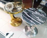 Quality Marble Stools | Furniture for sale in Lagos State, Ojo