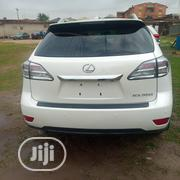 Lexus RX 2011 350 White   Cars for sale in Lagos State, Ojodu
