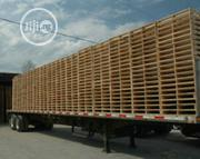 Wood Pallets Over 1000pieces Available | Building Materials for sale in Lagos State, Agege
