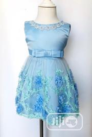 High Quality Kids Ball Gown Girls Party Dresses- | Children's Clothing for sale in Lagos State, Amuwo-Odofin