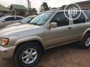 Nissan Pathfinder 2001 Automatic Gold | Cars for sale in Oyo State, Ibadan North