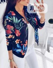 Floral Bomber Jacket | Clothing for sale in Lagos State, Lekki Phase 1