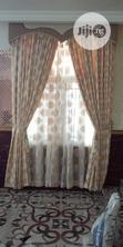 Turkish Designed Curtain With Board | Home Accessories for sale in Ojo, Lagos State, Nigeria