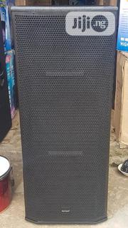 15 Inches Doule Professional Speaker | Audio & Music Equipment for sale in Lagos State, Mushin