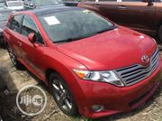 Toyota Venza AWD V6 2010 Red | Cars for sale in Lagos State, Apapa