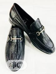 Roberto Serpentini Woven Italian Leather Shoe | Shoes for sale in Lagos State, Ikeja
