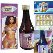 Bobaraba Syrup Plus Capsule For Butt Enlargment | Vitamins & Supplements for sale in Lagos State, Ikeja