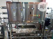 Complete Water Purification Watertreatment System With Reverse Osmosis | Manufacturing Equipment for sale in Lagos State, Amuwo-Odofin
