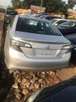 Toyota Camry 2012 Silver | Cars for sale in Ibadan, Oyo State, Nigeria