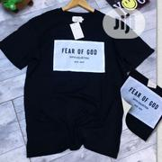 Exclusive Fear of God T-Shirt | Clothing for sale in Lagos State, Lagos Island