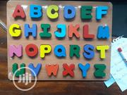 Chunky Alphabets Numbers School Board | Toys for sale in Lagos State, Ikoyi