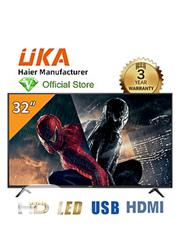 Brand New Haier UKA 32 Inch Led Tv For Sale | TV & DVD Equipment for sale in Osun State, Ife